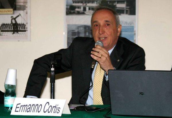Il Professore Ermanno Cortis